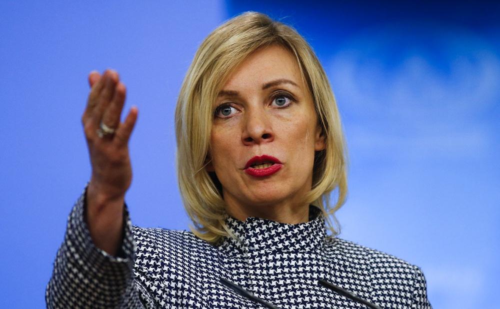Захарова назвала безумием решение Украины создать русскоязычный канал
